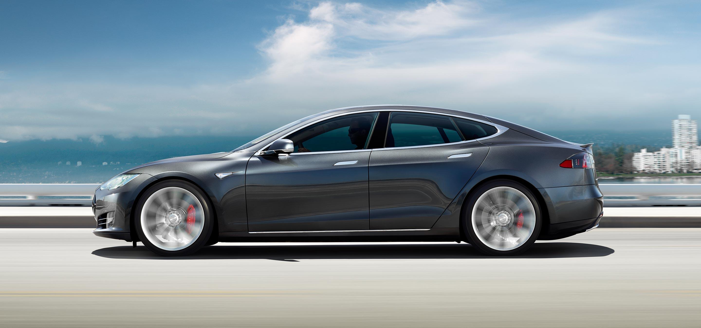 купить електромобиль тесла модель s 2012 года