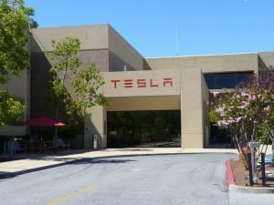 Штаб-квартира Tesla Motors
