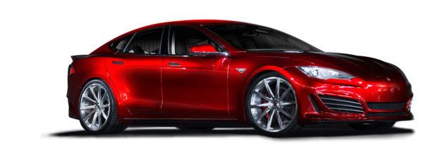Тюнинг Tesla Model S