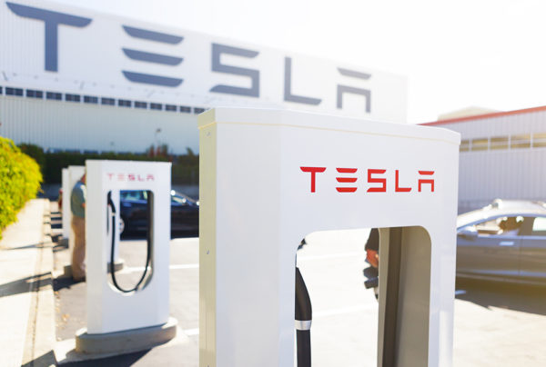 Зарядка Тесла