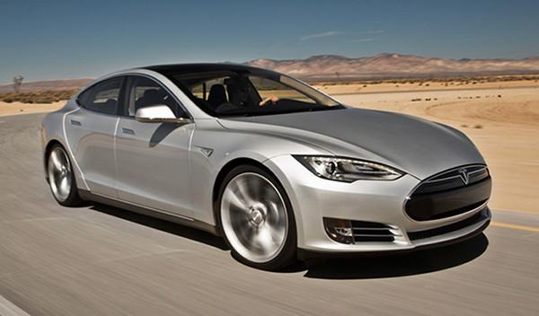 Рекорд Tesla Model S