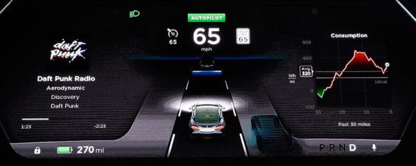 Автопилот на Тесла