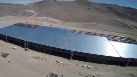 Видео Tesla Gigafactory