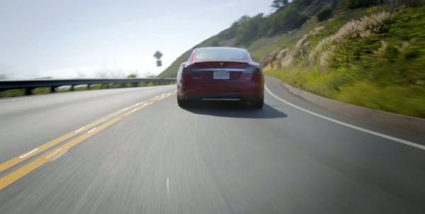 Tesla Ludicrous Mode