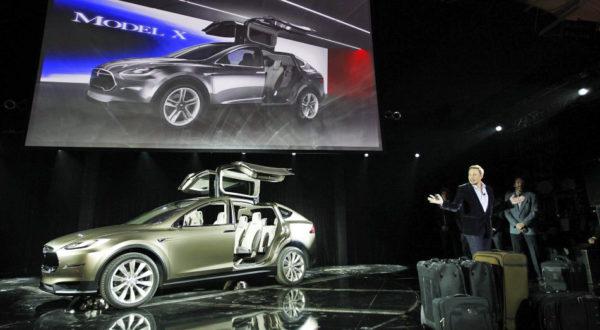 Tesla Model X бесплатно