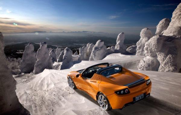 Tesla Roadster 1-го поколения