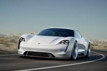 Porsche Mission E сможет заряжаться быстрее Tesla