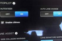 Детали релиза прошивки для Tesla с автопилотом