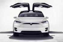 Двери крылья сокола на Tesla Model 3 или Model Y?