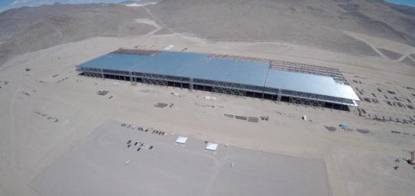 Tesla Gigafactory в Неваде