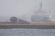 Очередная попытка посадки Falcon 9 на платформу в океане