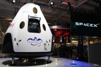 SpaceX проводит испытания капсулы Dragon