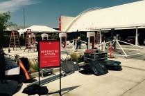 Подготовка к событию, посвященному Model 3