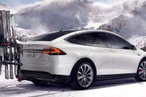 Tesla представила Model X 60D с запасом хода 355 км