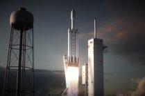 SpaceX планирует посадить 3 ракеты за раз