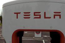 Самая крупная в мире Tesla Supercharger появилась в Норвегии