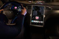 Прошивка Tesla 8.0: список изменений и скриншоты