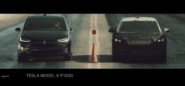 Кроссовер Faraday Future против Tesla Model X