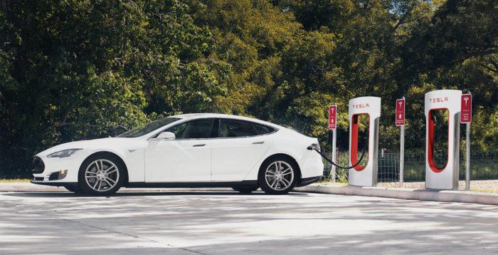 Тарифы Tesla Supercharger