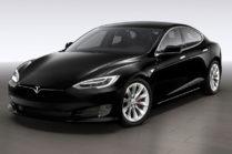 Новая Tesla Model S 100D — самая высокая дальность поездки без подзарядки