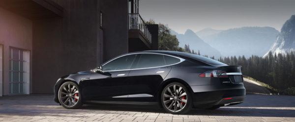 Подержанные Tesla