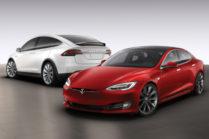 Tesla уменьшает цену программного обновления Model X с 60D до 75D на 30%