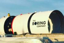 Летающие машины против туннелей. Илон Маск: «Нет другого пути, кроме как вниз»