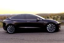 Tesla Model 3: наращивание производства и поставки