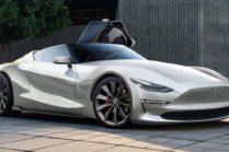 Скидка 10% на Tesla Roadster Next Gen по реферальной программе