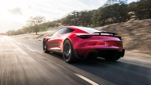 Tesla Roadster следующего поколения