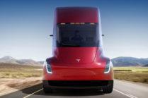 PepsiCo сделала заказ на 100 грузовиков Tesla Semi