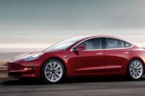 Акции Tesla (TSLA) упали из-за медленных темпов производства Model 3 и отмены налогового кредита