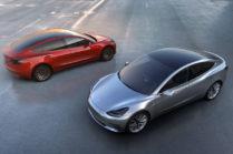 Технические характеристики Tesla Model 3