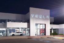 Tesla официально открывается в Ирландии