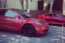 Tesla привезла прототипы Roadster, Model Y и Semi на собрание акционеров